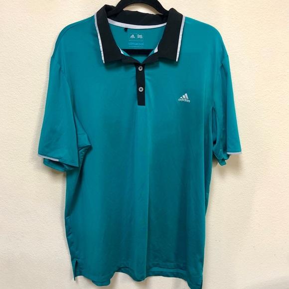 Adidas camicie golf Uomo xl climacool polo poshmark